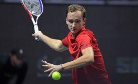 Медведев обыграл Рууда ивывел сборную России вчетвертьфинал ATPCup
