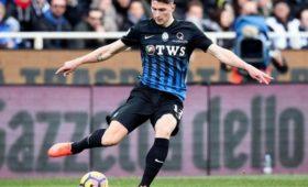 «Аталанта» арендует защитника «Милана»