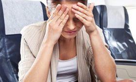 Симптомы инсульта у пассажира самолета оказались проявлением баротравмы