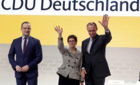 Евроскептики из AfD впервые лишились мест в региональном парламенте ФРГ