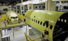 Выпускающая «Суперджеты» компания вошла в состав производителя МС-21