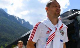 Игнашевича назвали лучшим защитником чемпионата России