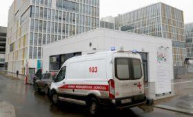 Как «Транснефть» организовала пункты по проверке сотрудников на коронавирус